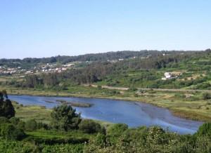 Entorno casas rurales Ria de Betanzos