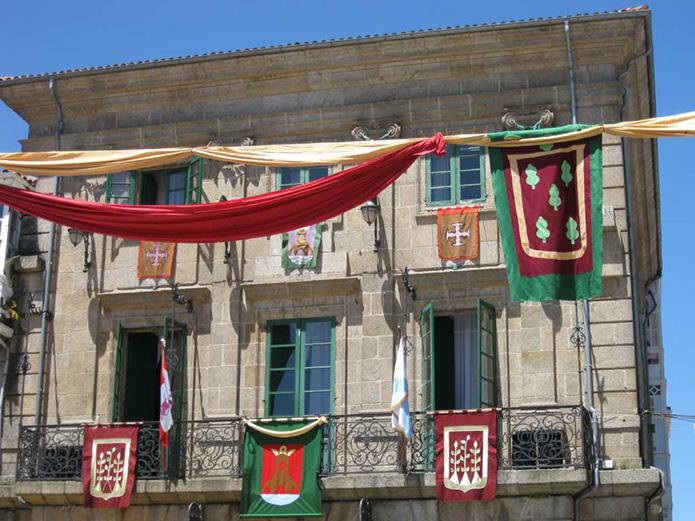 Ayuntamiento Betanzos Medieval