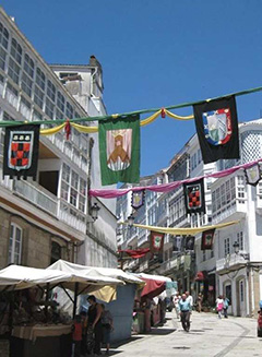 Betanzos Feria Medieval