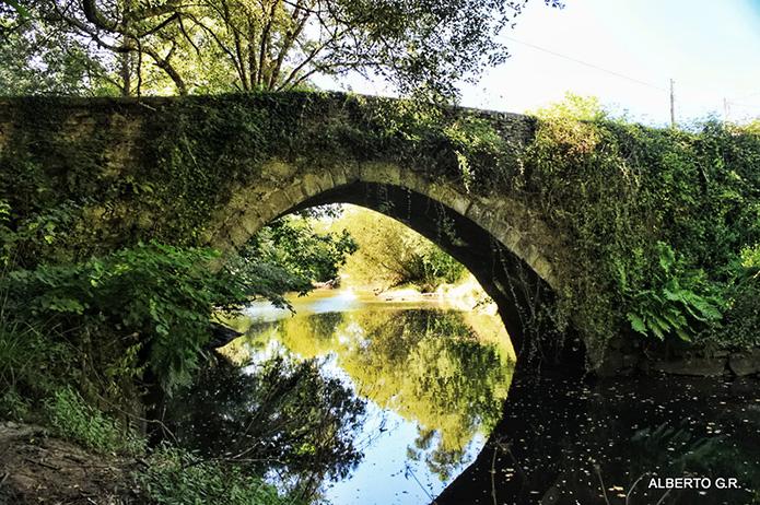 Paderne Puente de Landre. Foto de Alberto García.