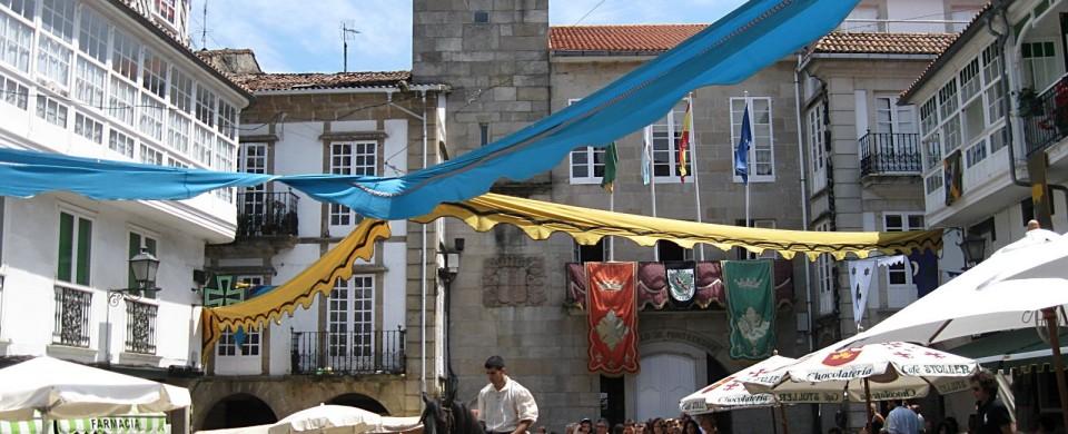 Pontedeume Feria Medieval